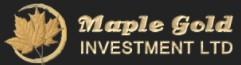 Maple Gold logo