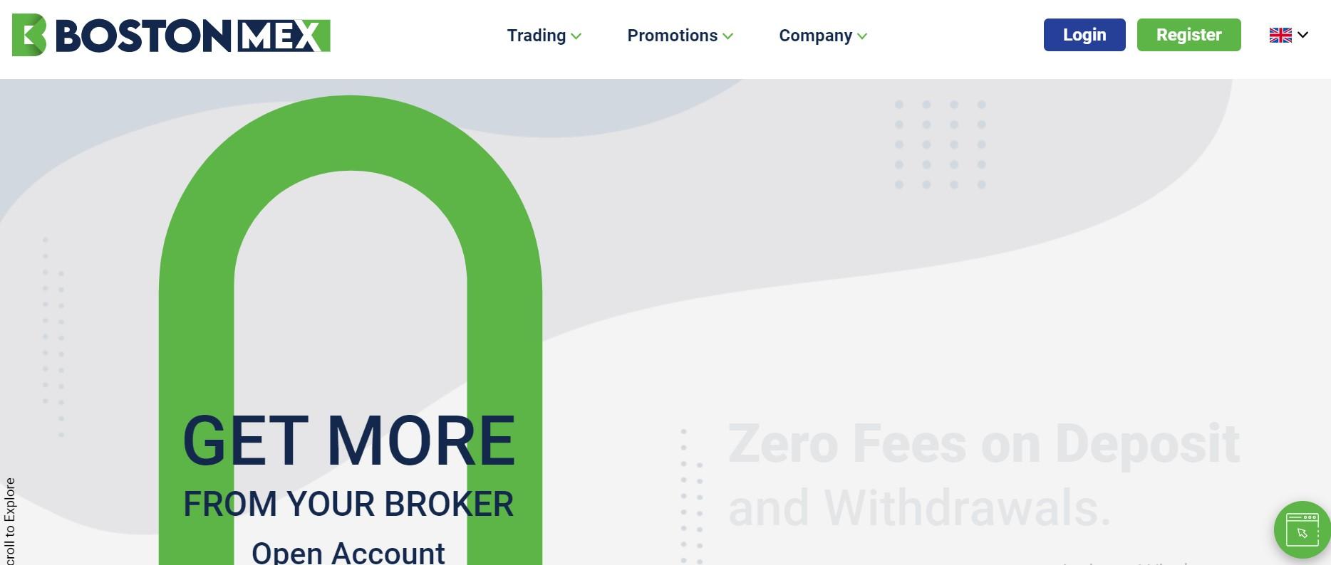 BostonMEX website