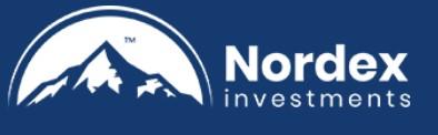 Nordex Invest logo