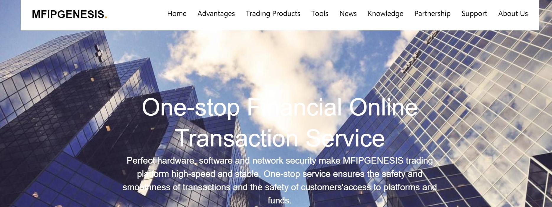 MFIP Genesis Group website