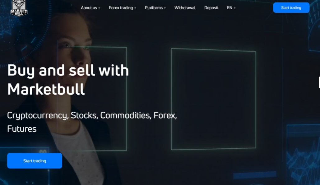Marketbull website